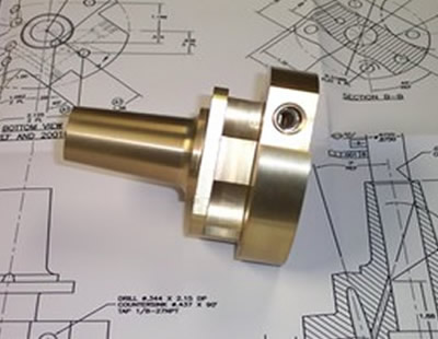 OEM or ODM High Precision turning Part