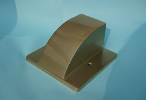brass die casting part