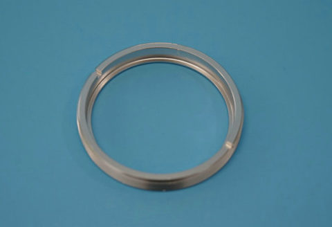Seal Ring Anodizing Aluminum CNC machining Part