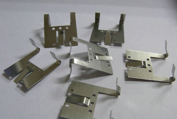 Stamping Metal Parts Custom Sheet Metal Bending Stamping